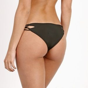 Acacia Swim Nusa Bikini Bottom Shadow Size Medium